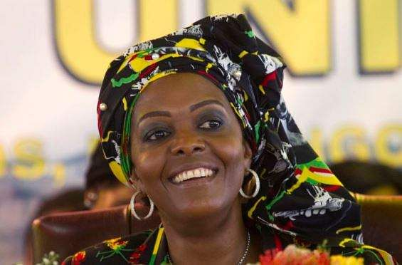 Zimbabwe: Nyagura Arrested Over Grace Mugabe Phd