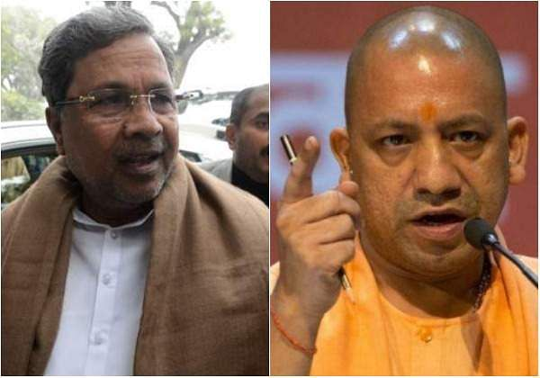 UP Farmers Dump Unsold Potatoes Outside Yogi Adityanath's Residence