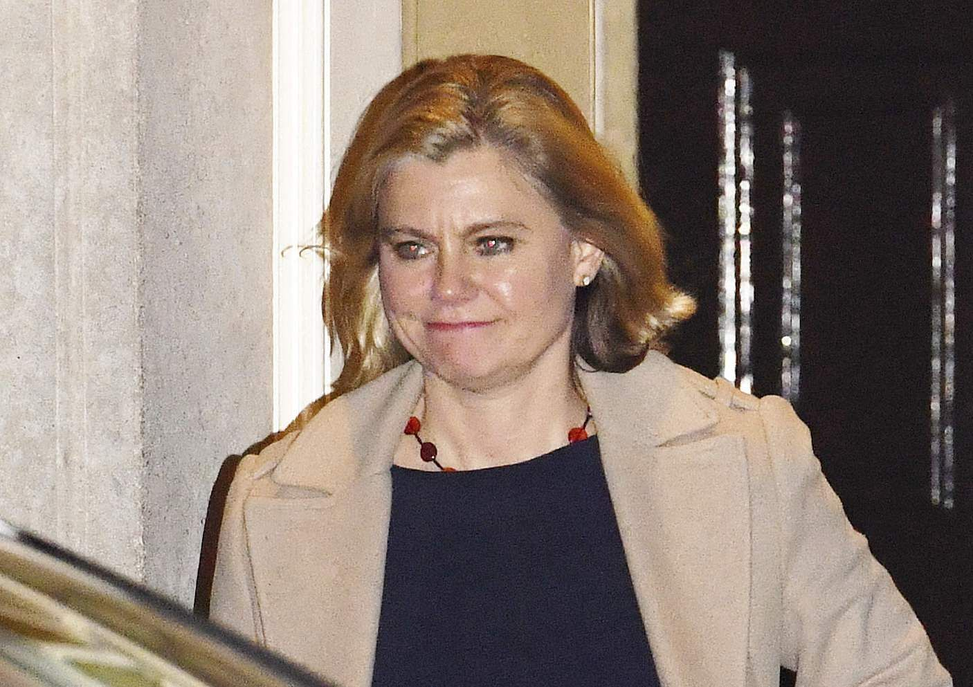 'Patronising' Justine Greening fights for her job