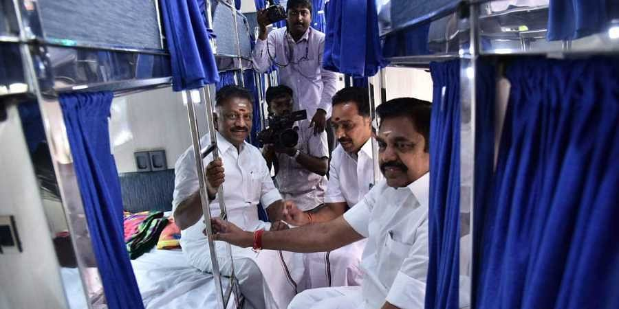 Tamil Nadu: New semi-sleeper buses with attached toilets promise