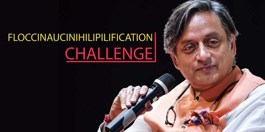 Shashi Tharoor. (Photo | PTI)