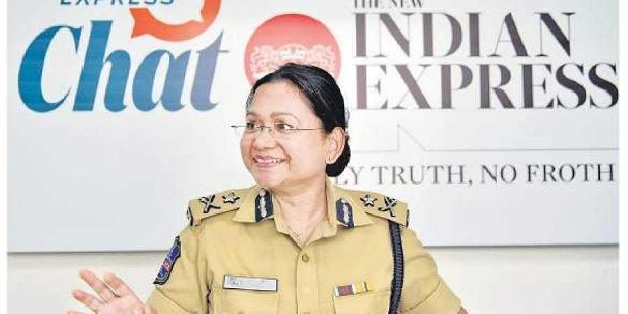 Inspector General Swati Lakra