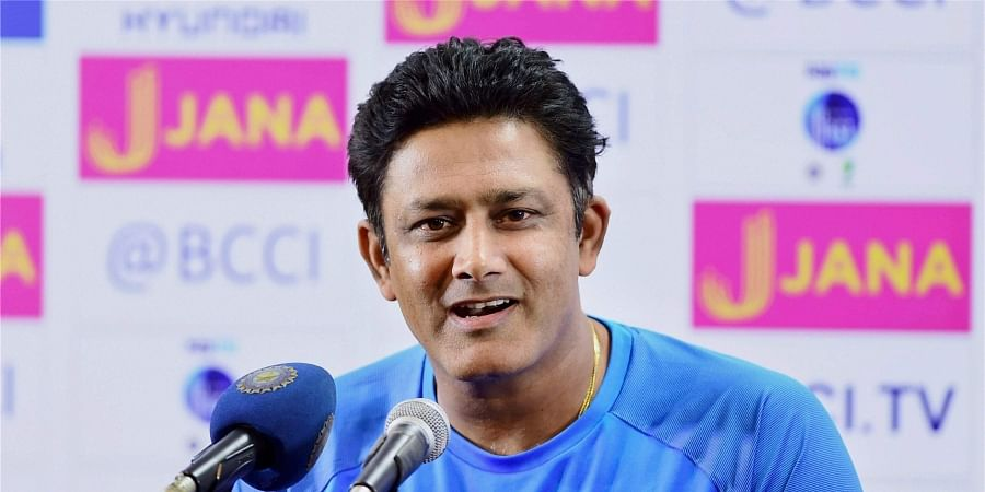 Former Indian Cricket team Coach Anil Kumble. |File  PTI