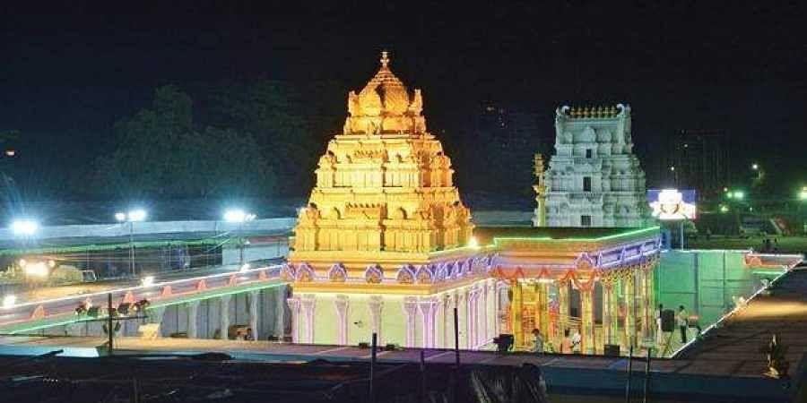 Tirumala Tirupati Devasthanam cancels family's bulk bookings for