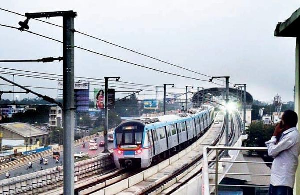 Technical glitch holds up Hyderabad metro service for 30 minutes