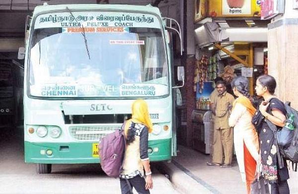 Tamil Nadu Transport department buses. (File | EPS)
