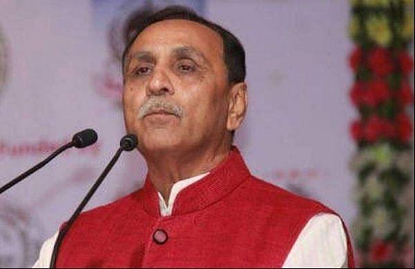 As COVID-19 cases rise, Gujarat CM Vijay Rupani visits Surat to assess measures