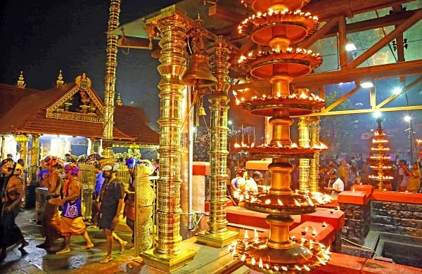 Sabarimala Lord Ayyappa temple (File | EPS)