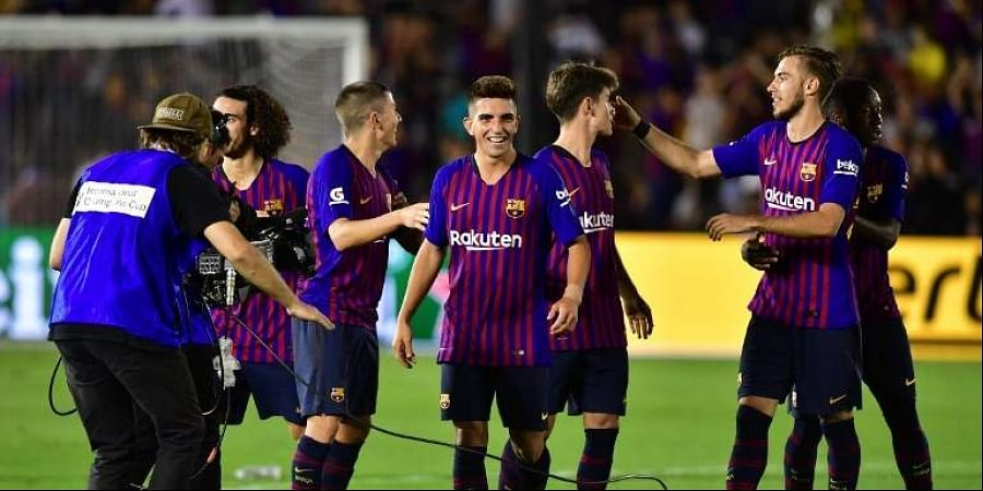 Barcelona Fc 2019 >> Barcelona Announce 2019 Summer Tour To Asia The New Indian Express