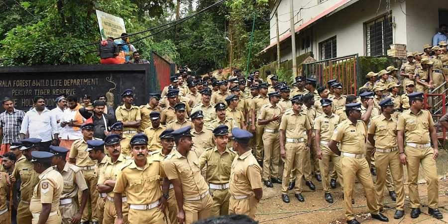 Sabarimala opening HIGHLIGHTS: Section 144 to be imposed at