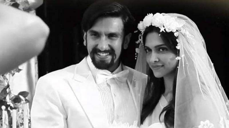 IN PHOTOS |Deepika Padukone and Ranveer Sngh's epic love ...  IN PHOTOS |Deep...