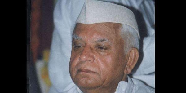 Former chief minister of Uttarakhand and Uttar Pradesh, N D Tiwari. (Photo | EPS)