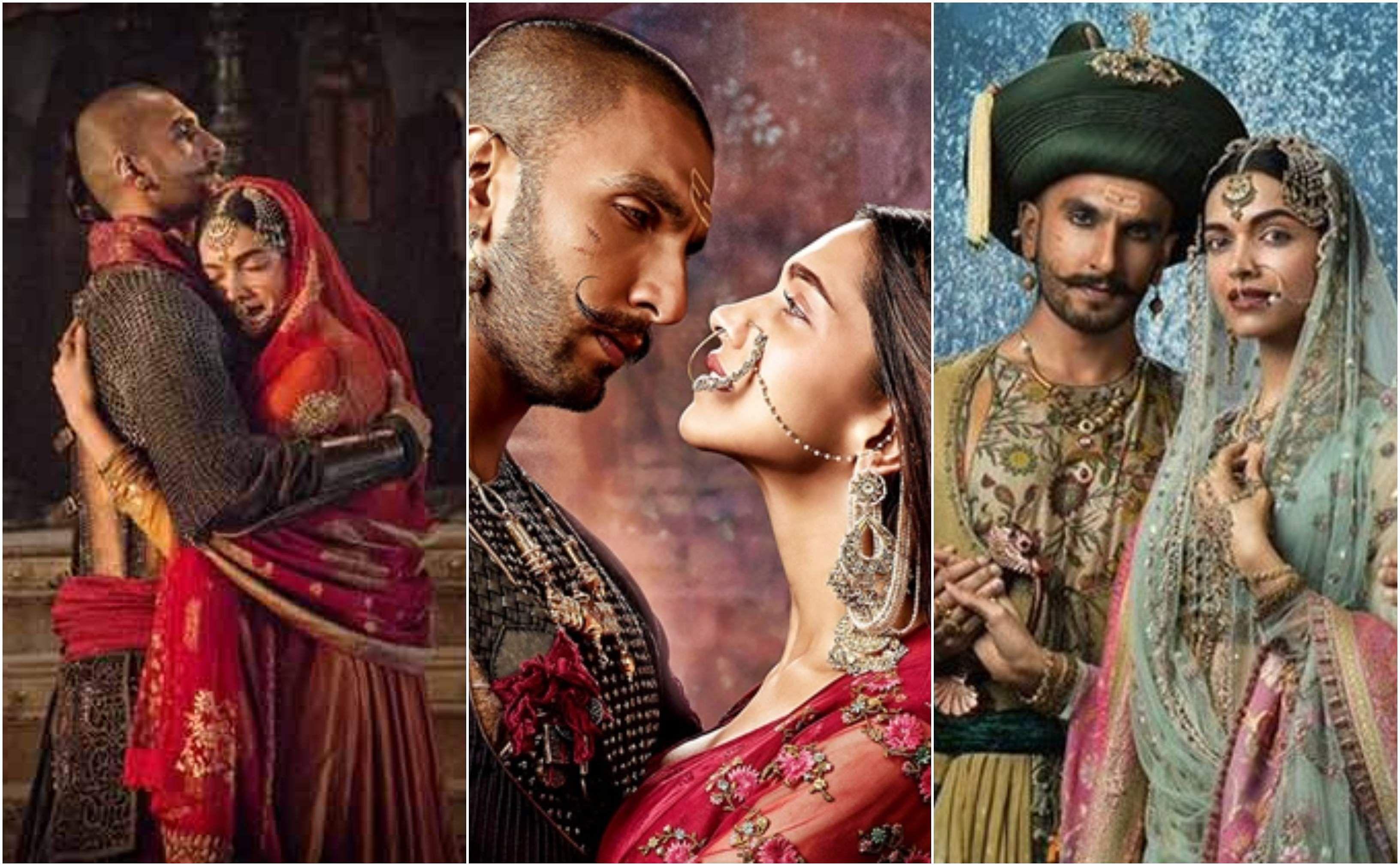 IN PHOTOS |Deepika Padukone and Ranveer Sngh's epic love ...