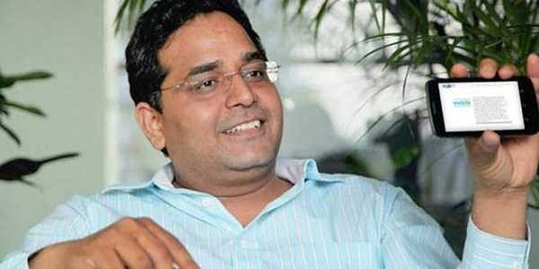 Paytm founder Vijay Shekhar Sharma. (Photo: File / PTI)