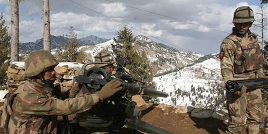 Pakistani Border Action Team