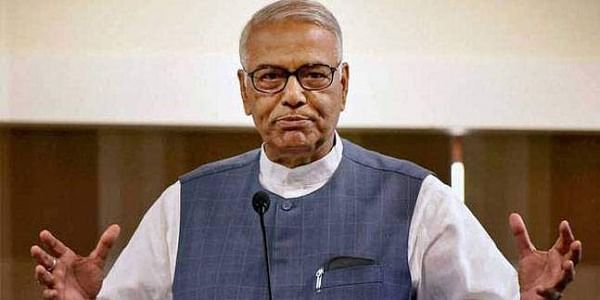 Former Union Finance Minister Yashwant Sinha (File | PTI)