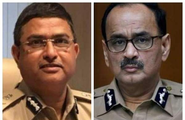 CBI special director Rakesh Asthana (Left) and CBI chief Alok Verma (Right). | (File | Agencies)