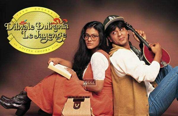 Image result for ddlj poster