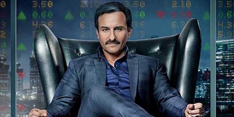 Baazaar' movie review: Saif Ali Khan's career's best raises