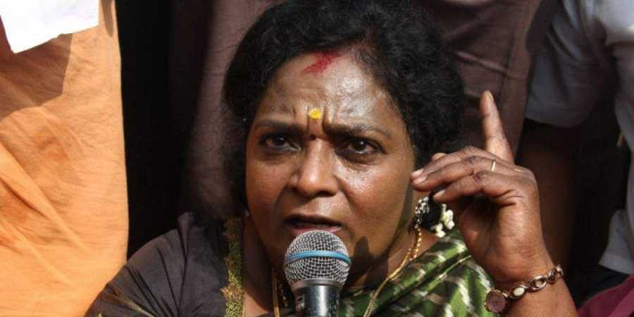 Pudhukottai police asked to file FIR against BJP state