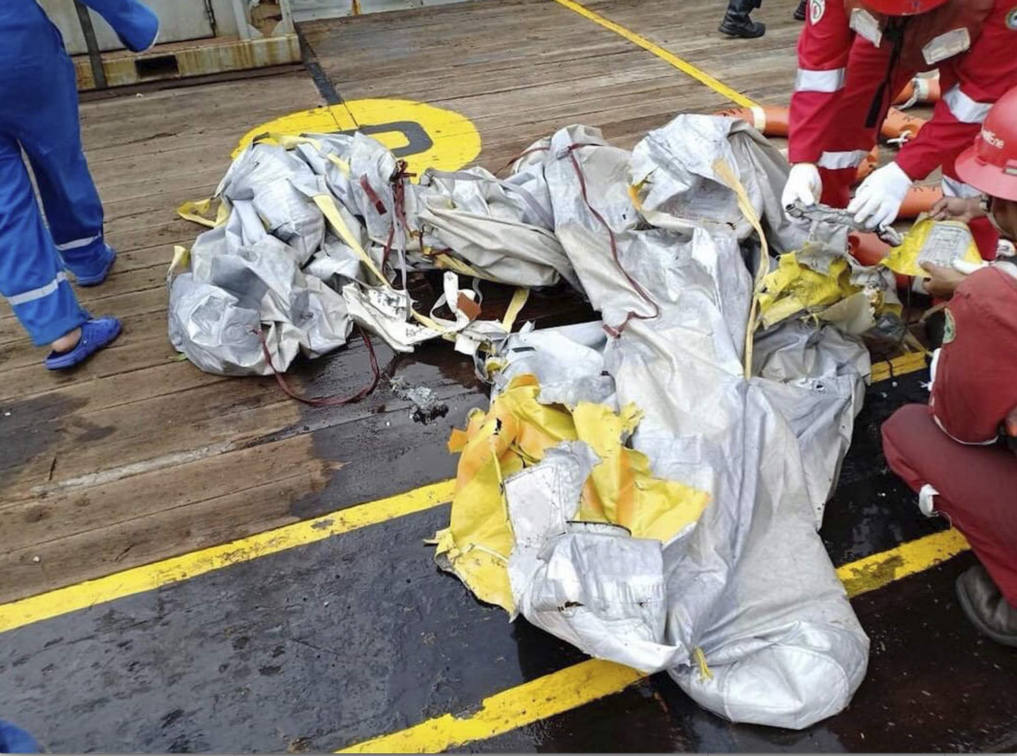Lion Air passenger plane crash-Indonesia-Jakarta