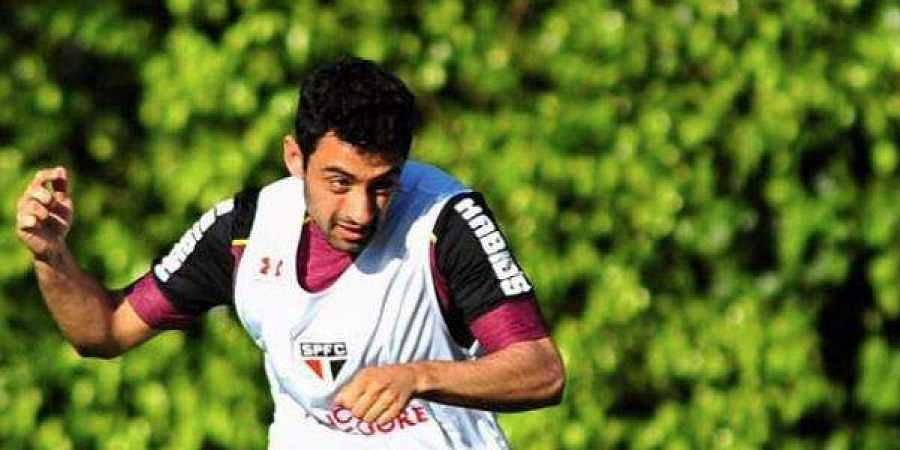 Sao Paulo footballer found dead,