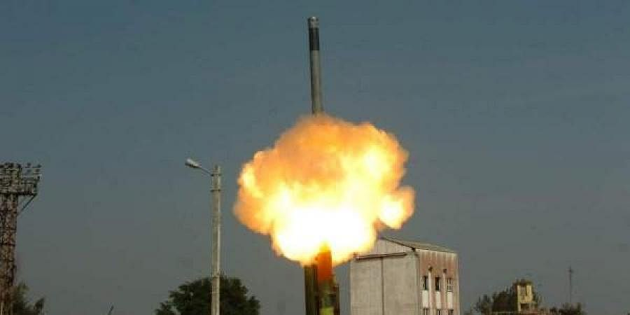India inks USD 950 million deal with Russia to buy two frigates fitted with BrahMos missiles