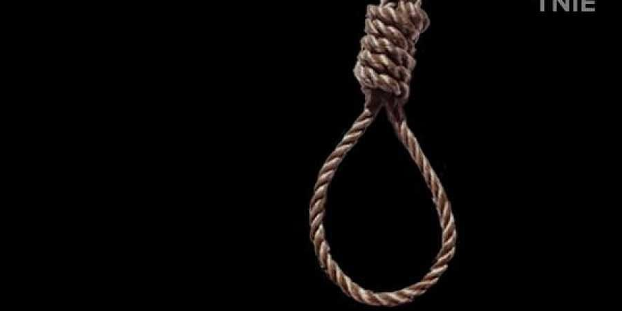 Suicide, rope, hanging, hang