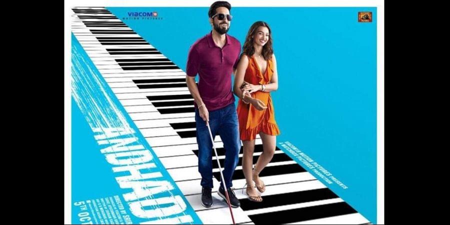 Andhadhun movie review: Sriram Raghavan's new film is a blind date