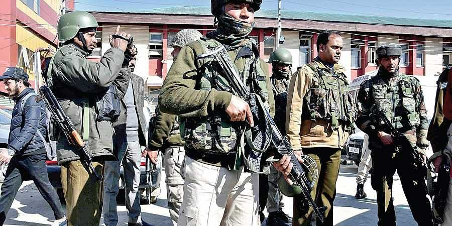 Encounter breaks out between militants, security forces in Jammu and Kashmir