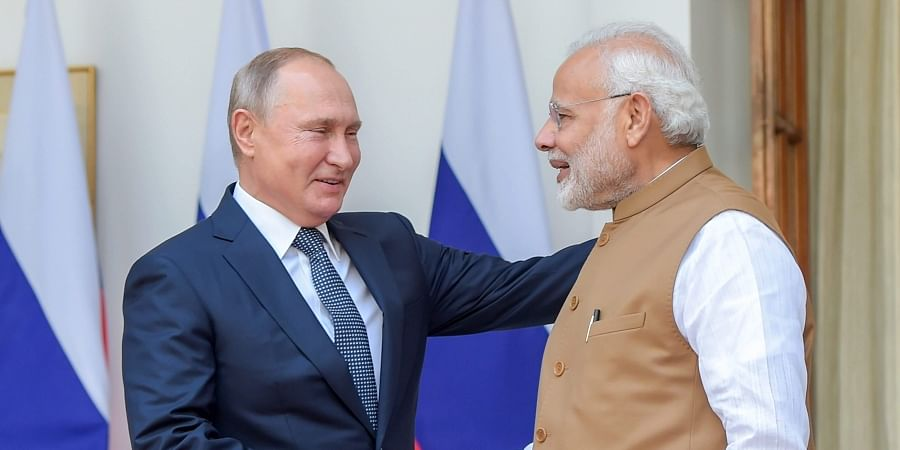 India Russia Ask Countries To Fully Implement Paris Pact