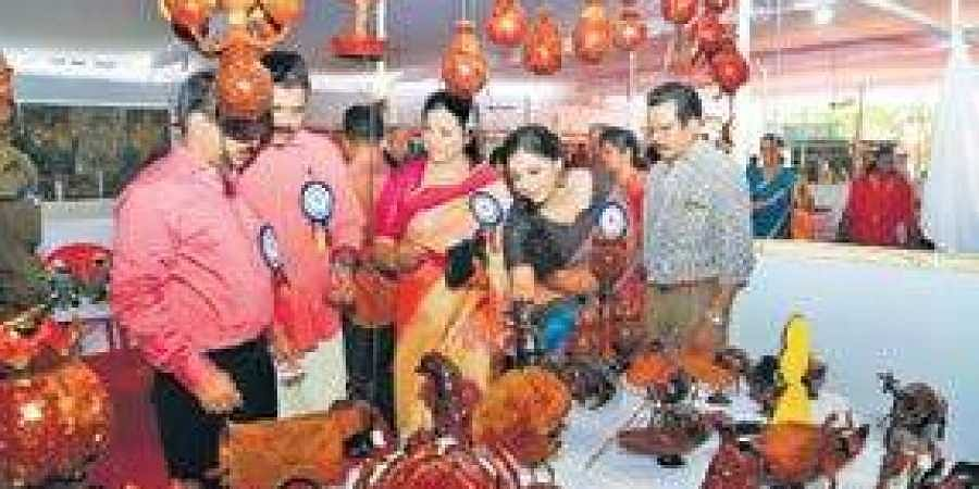 Handicrafts Expo A Big Hit In Kochi The New Indian Express