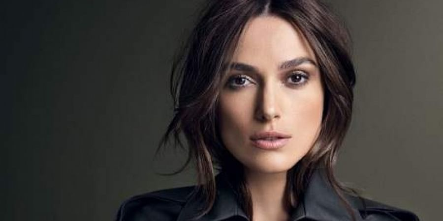 Keira Knightley says s...