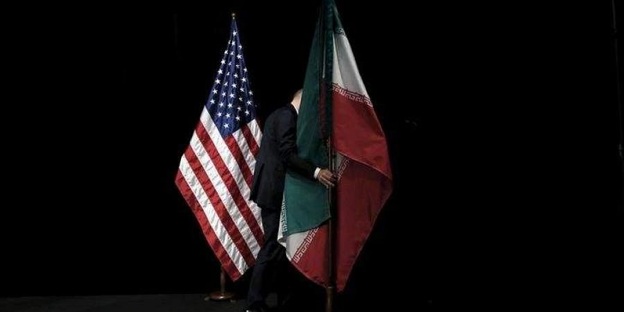 Iran flag US-Iran Iran (File | Reuters)