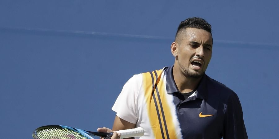 Roger Federer warns Nick Kyrgios over work ethic after Shanghai Masters strop