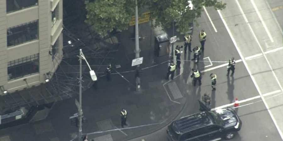 Melbourne-stabbing