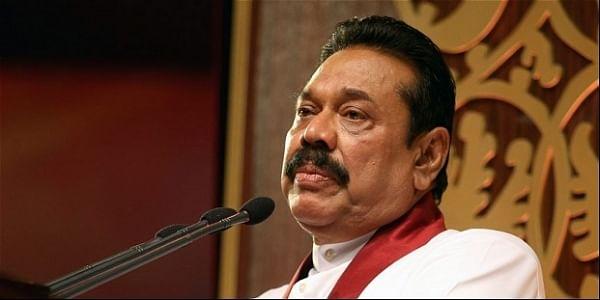 Mahinda Rajapaksa (File   EPS)