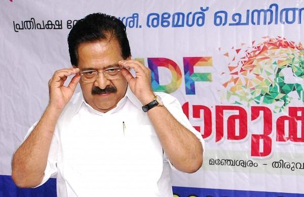 Kerala opposition leader Ramesh Chennithala (Photo | File/EPS)