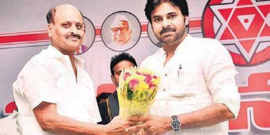 Two ex-Cong ministers join Pawan Kalyan bandwagon- The New