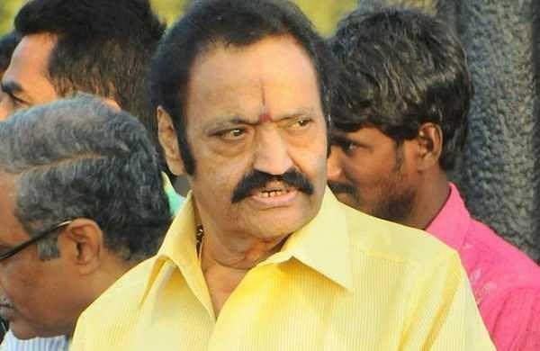 Actor-politician Nandamuri Harikrishna