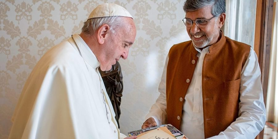 Kailash_Satyarthi_and_Pope