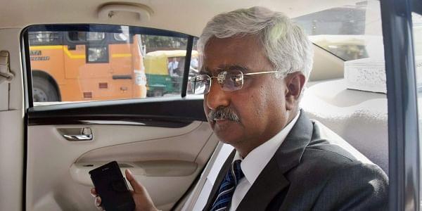 Delhi chief secretary Anshu Prakash | PTI File Photo