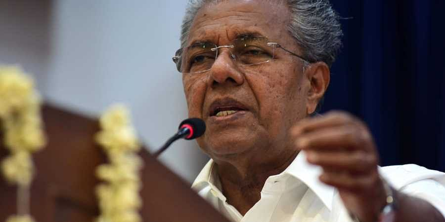 Image result for pinarayi vijayan in iffk