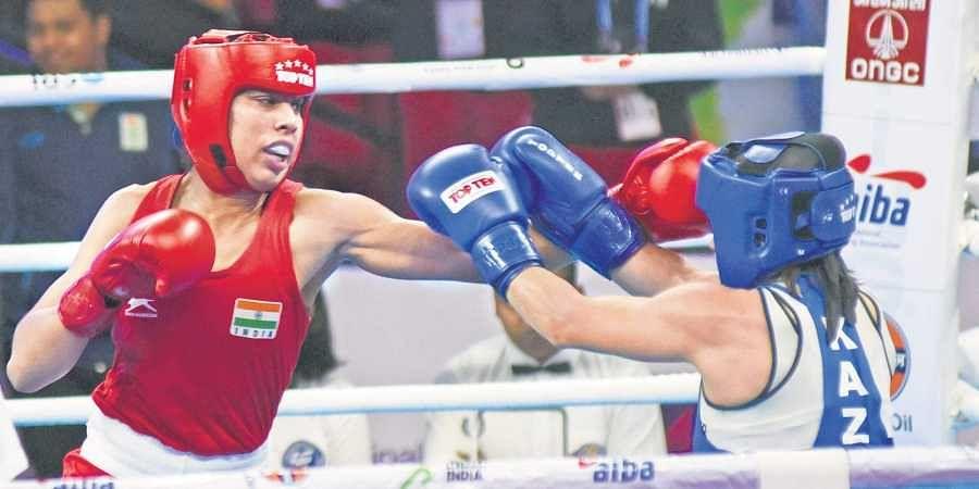 Manisha Moun off to winning start