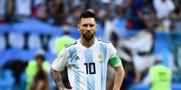 Argentina striker Lionel Messi. (File   AFP)