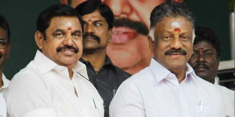 Tamil Nadu bypolls: Race on as Edappadi Palaniswami, O Panneerselvam set to  meet party in-charges- The New Indian Express