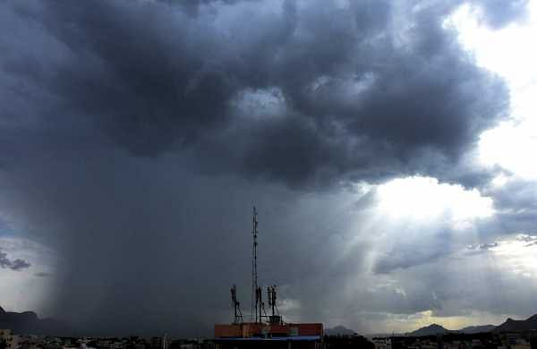 Intermittent intense rain likely in Mumbai: IMD