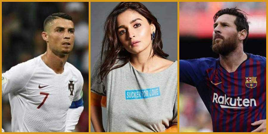 half off 8adcb c825b Lionel Messi or Cristiano Ronaldo? As GOAT war wages on ...