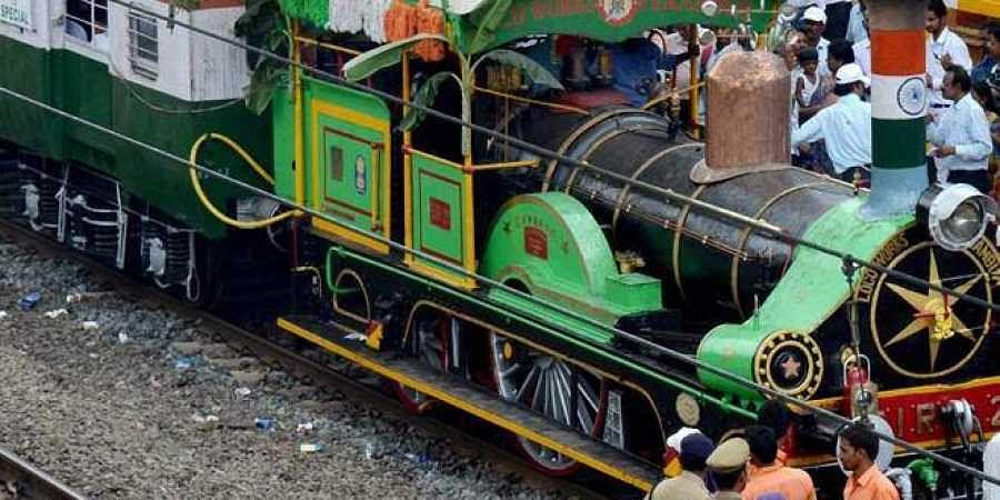 World's oldest running steam loco to make heritage runs- The