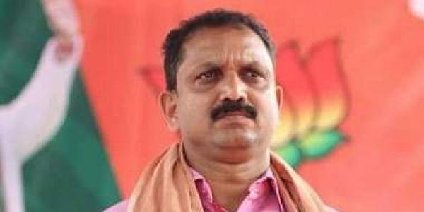 Kerala BJP leader K Surendran (File | PTI)